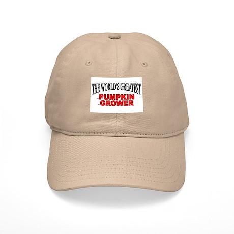 """""""The World's Greatest Pumpkin Grower"""" Cap"""