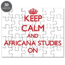 Keep Calm and Africana Studies ON Puzzle