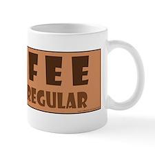 Coffee Keeps Me Regular Mugs