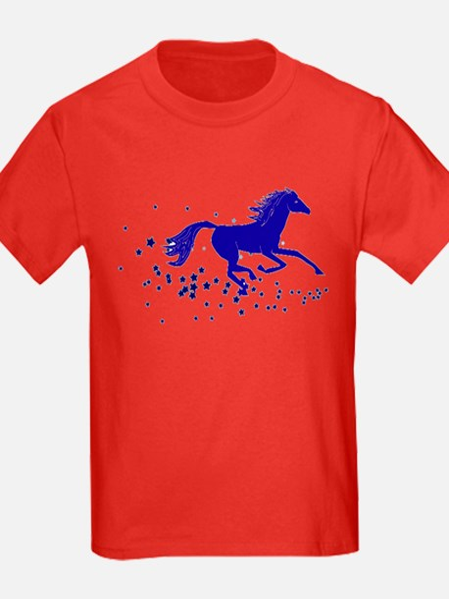 Blue Stars Pony T