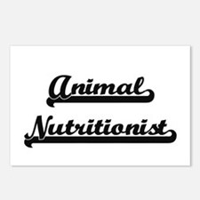 Animal Nutritionist Artis Postcards (Package of 8)