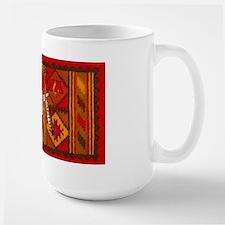 Proud To Be Chippewa Large Mug Mugs