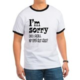 Funny Ringer T-shirts
