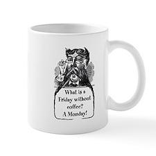 No Coffee Mugs