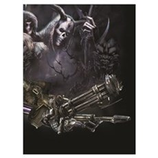 Grim Reaper  Canvas Art