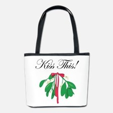 KISS THIS Bucket Bag