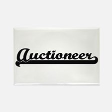 Auctioneer Artistic Job Design Magnets