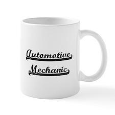 Automotive Mechanic Artistic Job Design Mugs