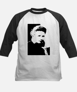 Marie Curie Baseball Jersey