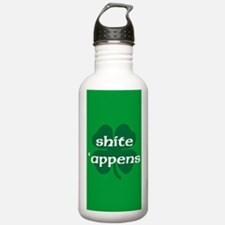 SHITE APPENS Water Bottle