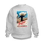 Join the Navy Kids Sweatshirt