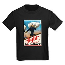 Join the Navy (Front) T