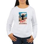 Join the Navy Women's Long Sleeve T-Shirt