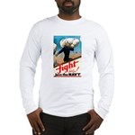Join the Navy (Front) Long Sleeve T-Shirt