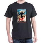 Join the Navy (Front) Dark T-Shirt