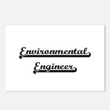 Environmental Engineer Ar Postcards (Package of 8)