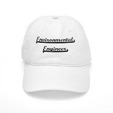 Environmental Engineer Artistic Job Design Baseball Cap