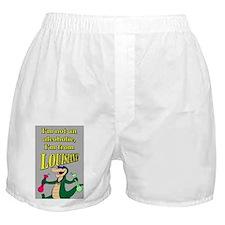 I'M FROM LOUISIANA A Boxer Shorts