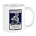 Soldier On God's Side Mug