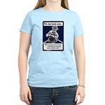 Soldier On God's Side (Front) Women's Light T-Shir