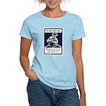 Soldier On God's Side (Front) Women's Light T-Shir