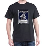 Soldier On God's Side (Front) Dark T-Shirt
