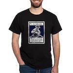 Soldier On God's Side (Front) Dark T-Shirt