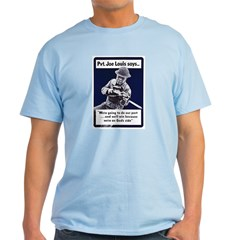 Soldier On God's Side T-Shirt