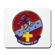 USS CAPODANNO Mousepad