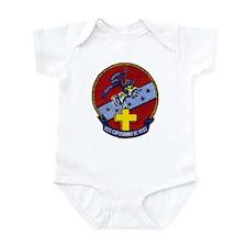 USS CAPODANNO Infant Bodysuit
