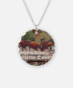 Grand Canyon North Rim Visit Necklace