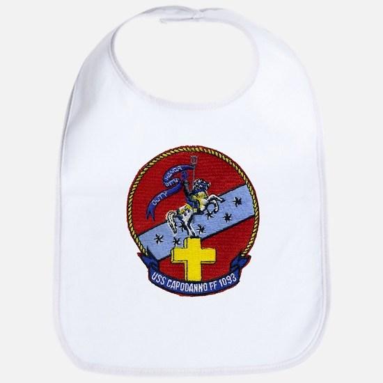 USS CAPODANNO Bib