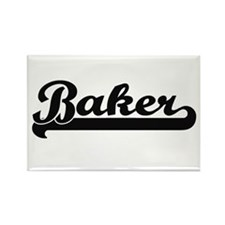 Baker Artistic Job Design Magnets