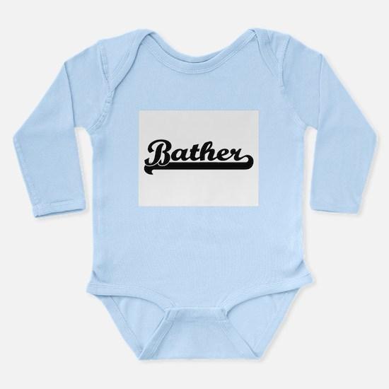 Bather Artistic Job Design Body Suit