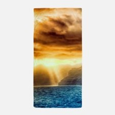 Bora Bora Island Beach Towel