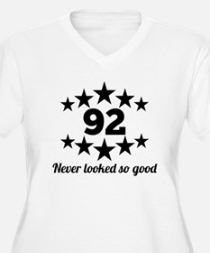 92 Never Looked So Good Plus Size T-Shirt