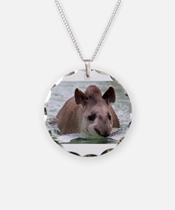Tapir 002 Necklace