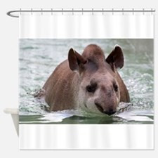 Tapir 002 Shower Curtain