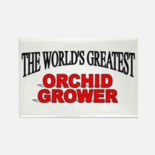 """""""The World's Greatest Orchid Grower"""" Rectangle Mag"""
