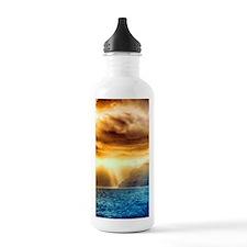 Bora Bora Island Water Bottle