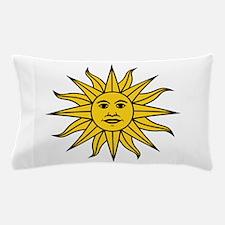 Sun of May Pillow Case