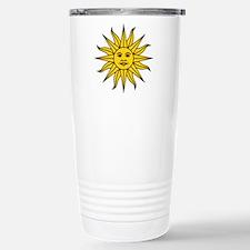 Sun of May Stainless Steel Travel Mug