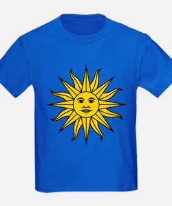 Sun of May T