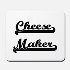 Cheese Maker Artistic Job Design Mousepad