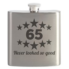 65 Never Looked So Good Flask