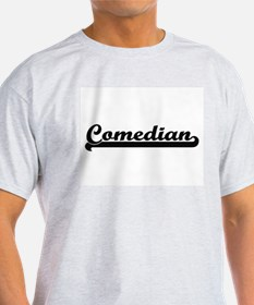 Comedian Artistic Job Design T-Shirt