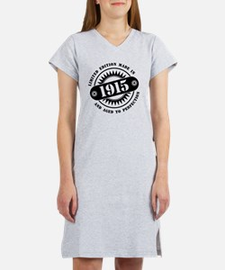 LIMITED EDITION MADE IN 1915 Women's Nightshirt