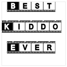 Best Kiddo Poster
