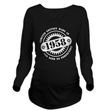 LIMITED EDITION MADE Long Sleeve Maternity T-Shirt