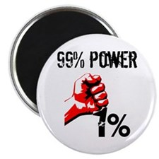 99% Power Occupy Magnets